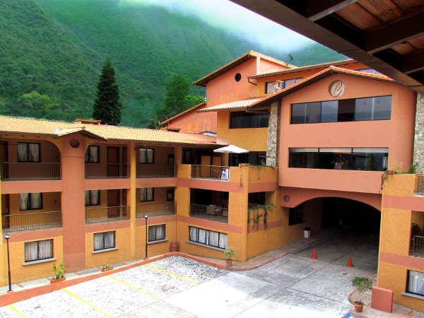 Cordillera hotel resort hotel venezuela tuya for Hoteles en la puerta