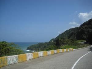Carretera a Chuspa