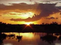 Anochecer Llanero