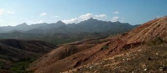 Montaña larga