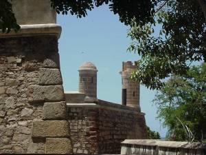 Castillo en Pampatar