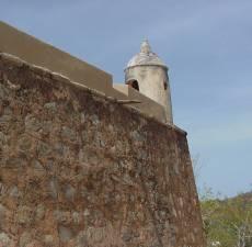 Castillo La Asunción en Margarita