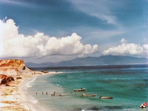 Insel Coche Die Perlmutt Und Salz Insel Venezuela Tuya