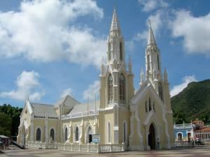 Iglesia del Valle en Margarita