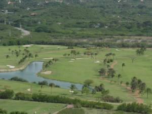 Campos de golf de isla bonita
