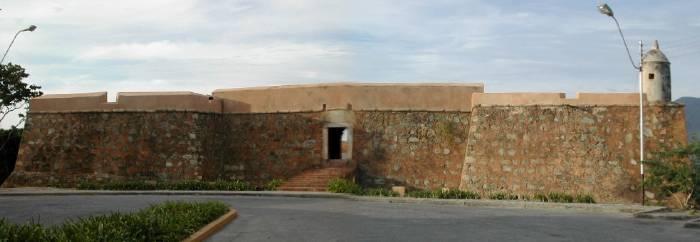 Castillo de Santa Rosa
