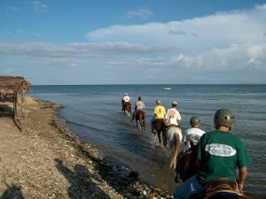 Paseo a caballo en Cabatucan