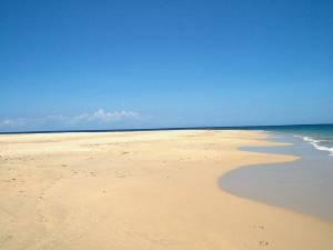 Playa de punta arenas