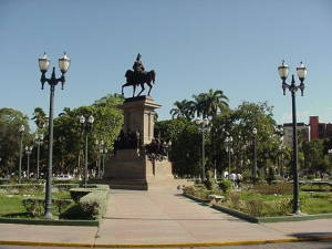 Parque Ayacucho