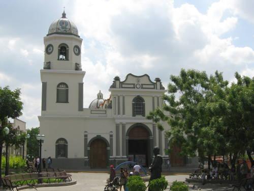 Iglesia de Santa Rosa