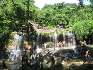 Cataratas del Hueque