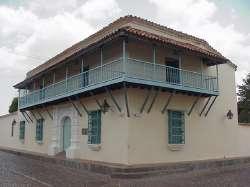 Casa de los Arcaya en Coro