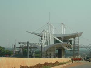 Estación del metro de Maracaibo