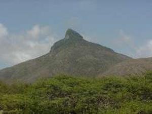 El cerro Santa Ana