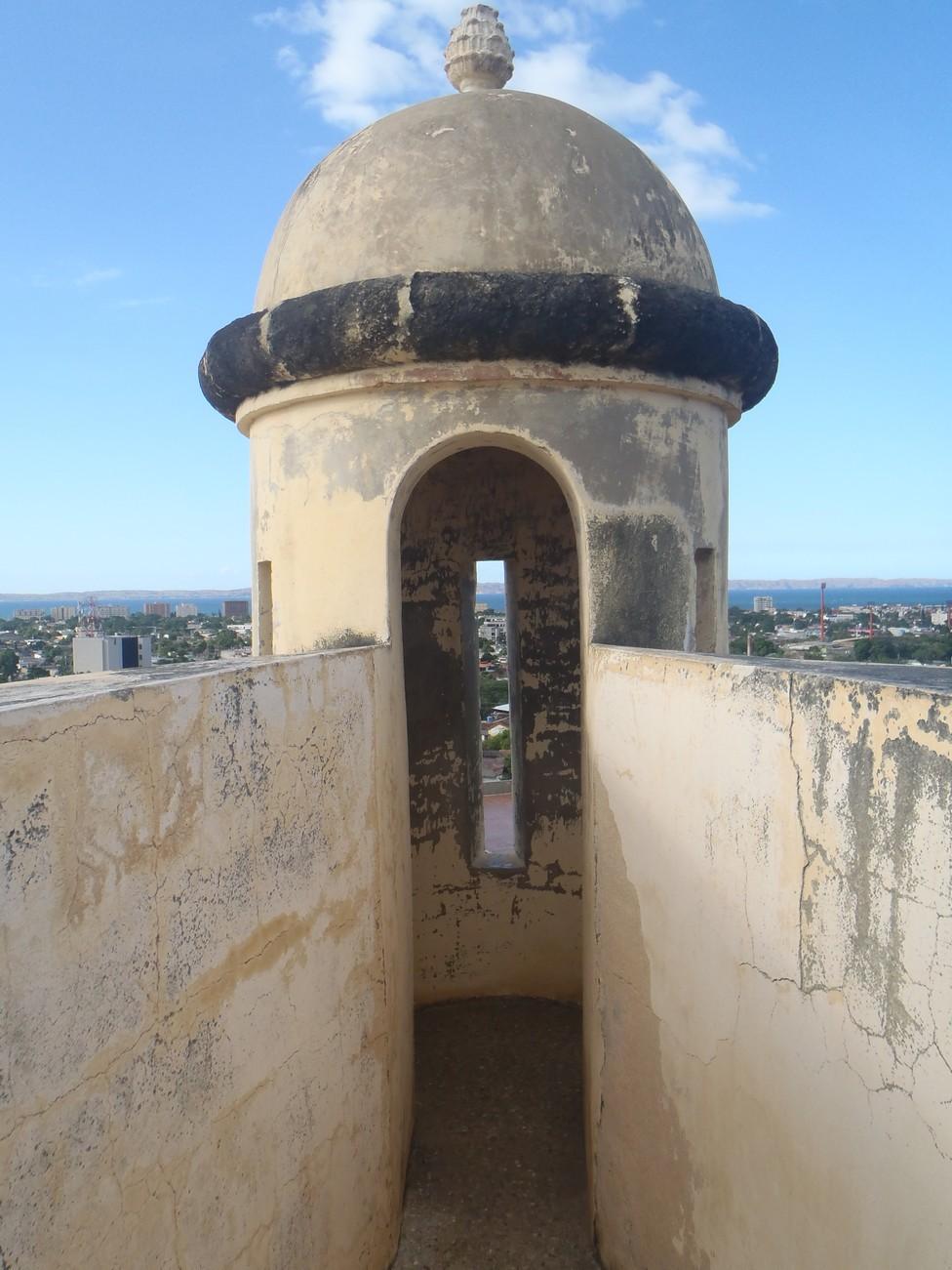 Castillo de Cumaná - Venezuela Tuya