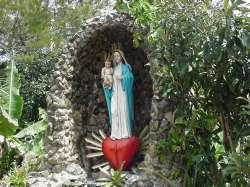 Virgen María madre de las almas consagradas