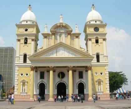 Nave lateral Basílica de la chinita