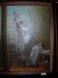 El cuadro de Fray Francisco