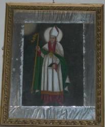 Cuadro pintado por los Franciscanos
