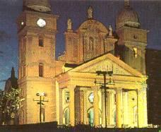 Basílica de Nuestra Señora de Chiquinquirá en Maracaibo