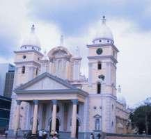 La Basílica de Nuestra Señora de Chiquinquirá en Maracaibo